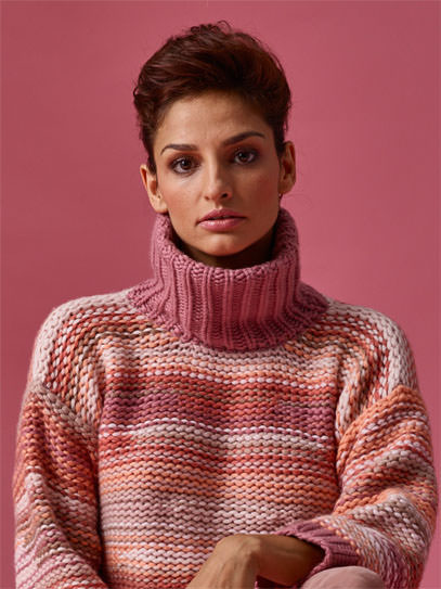 "Sweater ""Gipsy Berry"""