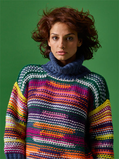 "Sweater ""Gipsy  Multicolor"""